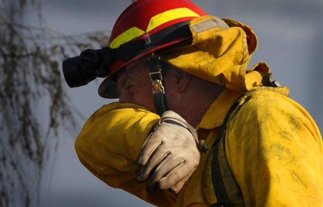Tea Fire in Santa Barbara County Was Human-Caused