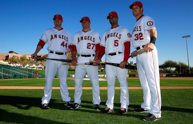 Josh Hamilton, Angels Begin 2013 With MLB's First Interleague Opener