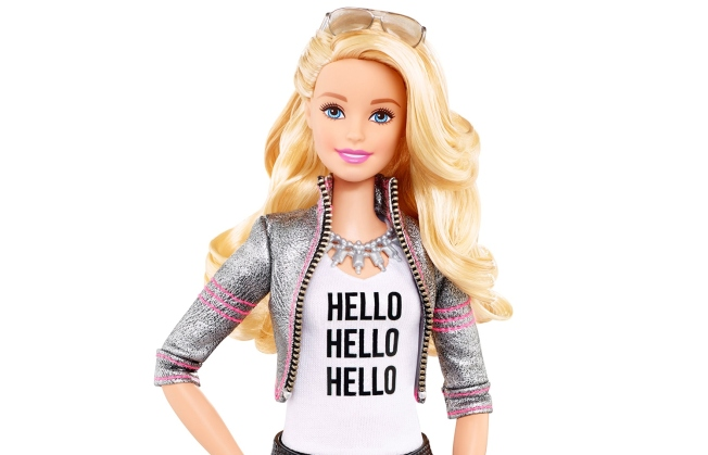 New Wi-Fi Barbie Has Conversations With Owner