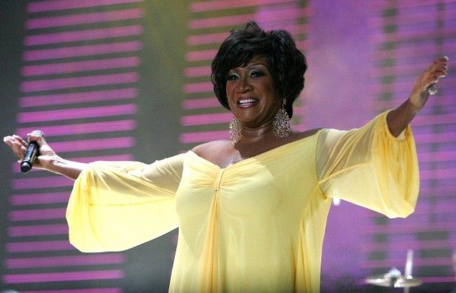 """Lady Marmalade"" Chanteuse Patti LaBelle Goes Nokia"