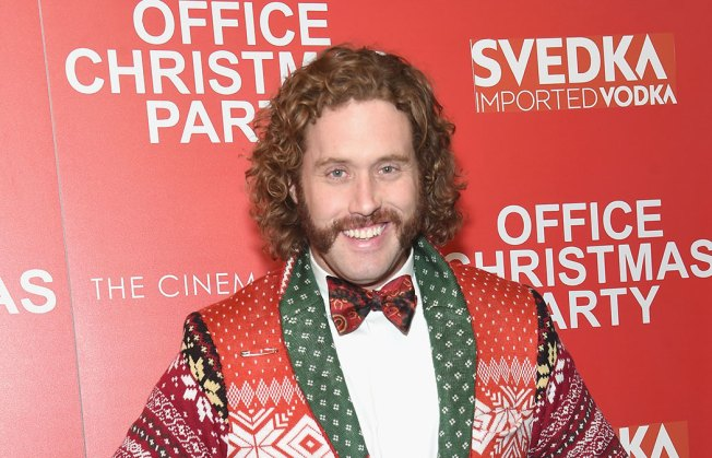 'Office Christmas Party' Star T. J. Miller Arrested in Hollywood