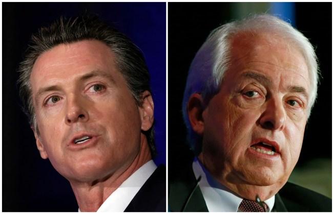 Fact Check: California Governor Hopefuls Stumble on Bail