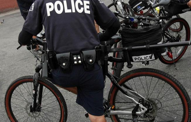 LAPD Bike Cops Caught on YouTube