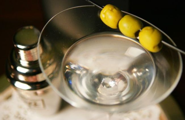 Best Vodka Martini in Town?