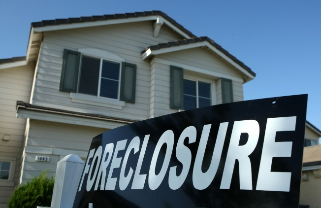 Cleaning Up This Town, One Foreclosure at a Time