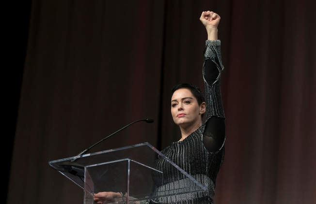 Virginia Prosecutor in Rose McGowan Drug Case Recuses Self