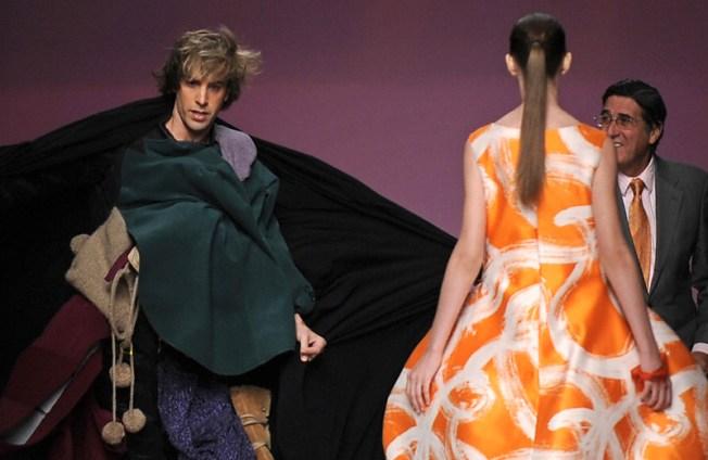 How Bruno Got Into Paris Fashion Week