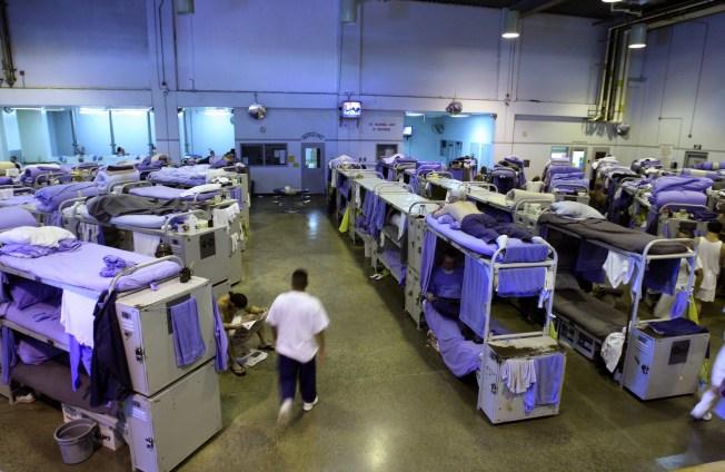 Move Inmates Because Of Fungus Judge Nbc Southern