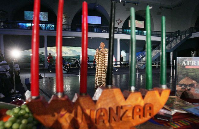 Kwanzaa celebration includes new museum