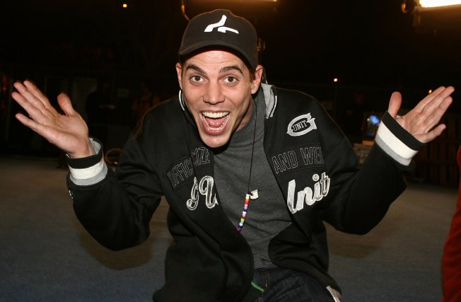 """Jackass"" Steve-O Opens Up About Drug Recovery"