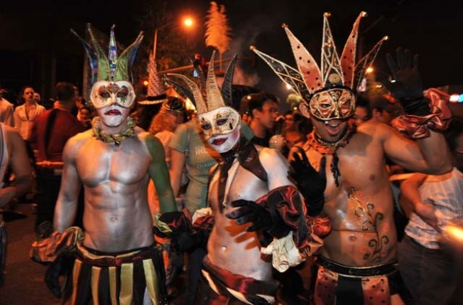 Interactive Map: WeHo 2010 Halloween Carnaval