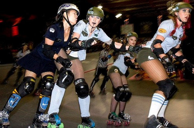 Derby Dolls v. LAFD