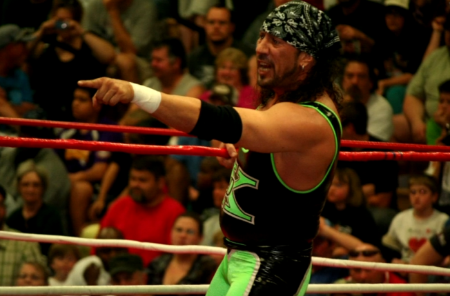 Wrestling Icon 'X-Pac' Arrested for Weed, Meth at LA Airport