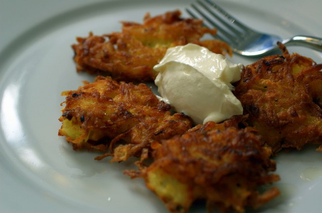 Thanksgivukkah 2013: Latke Love