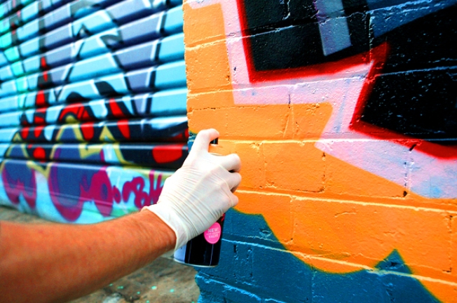 Anti-Graffiti Plan Raises Stakes for Homeowners