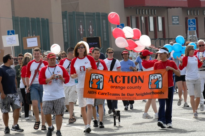 Join The 25th Annual AIDS Walk Orange County on Sunday, May 1st