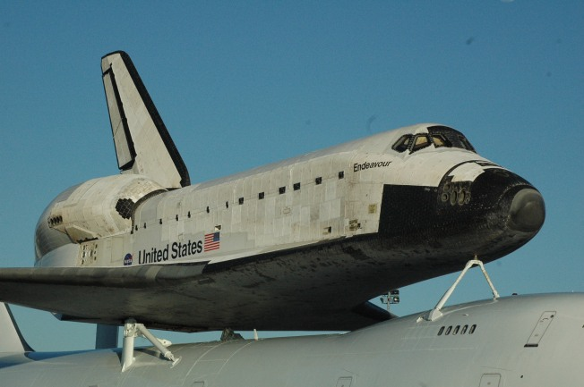 For Sale: NASA Space Shuttle (Slightly Used)