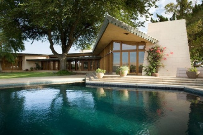 New To Market: Frank Lloyd Wright in Los Banos