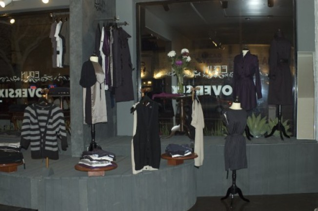 Pop-Ups: TenOverSix Fetes EDUN Shop-In-Shop