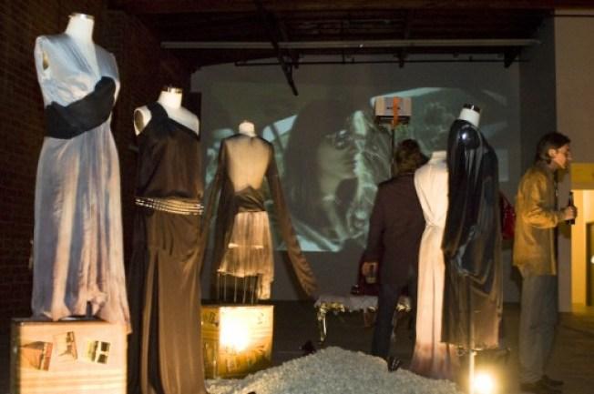 LA Fashion Week: Valerj Pobega Loves Rock 'n' Roll