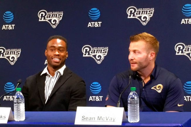 New L.A. Rams WR Brandin Cooks Wants to Stay Long Term, But Focused on This Season