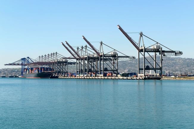 Family-Friendly Event: Free Tour of the Port of Los Angeles
