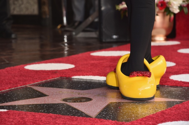 At Long Last! Minnie Joins Mickey on the Hollywood Walk of Fame
