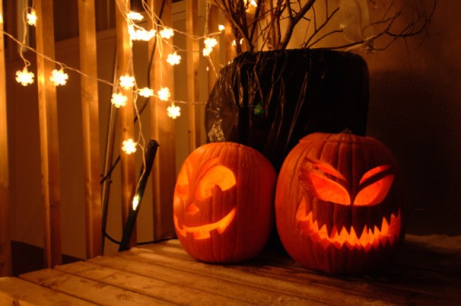 Why Wait? Enjoy Halloween This Weekend