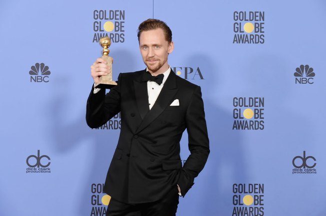 Tom Hiddleston Apologizes for Awkward Globes Speech Touching on Sudan Civil War