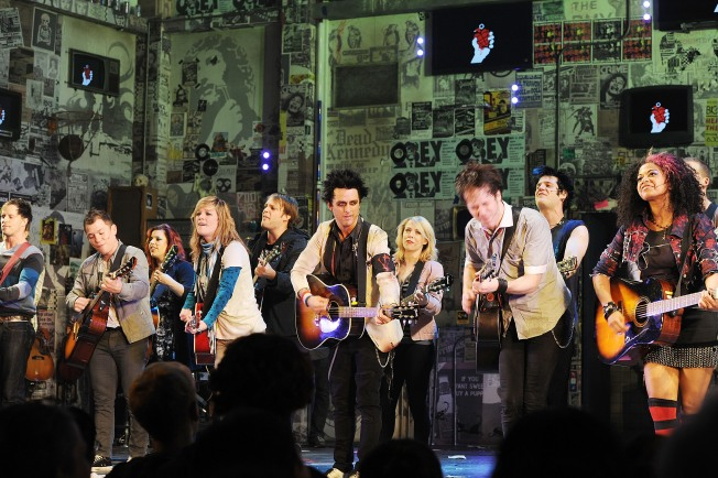 """American Idiot"" National Tour Auditions This Saturday"