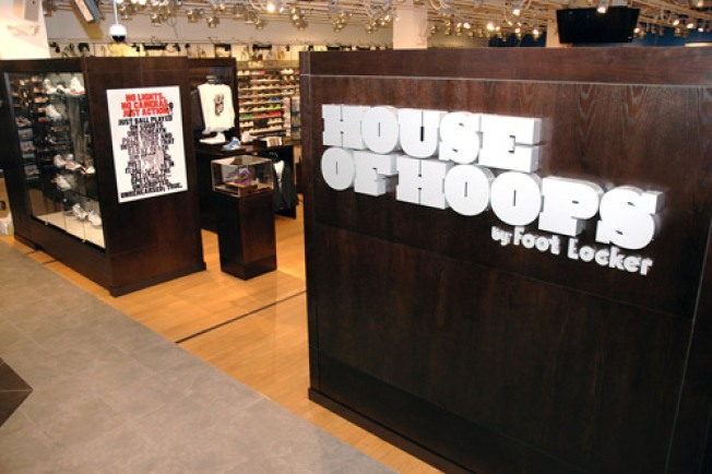 Now Open: Nike's House of Hoops by Foot Locker at Beverly Center