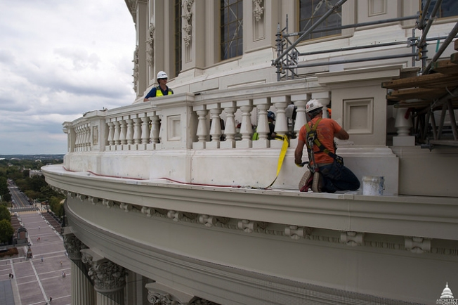 PHOTOS: Capitol Repair Job Is Officially Done