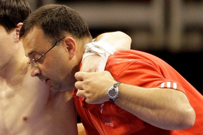 Ex-Gymnastics Doctor Arraigned; Police Probing 50 Complaints