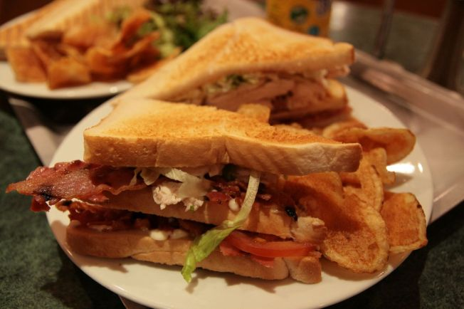 August Between Two Slices: It's Sandwich Month