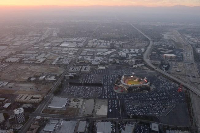 Angels Reach a Deal to Stay in Anaheim Through 2050