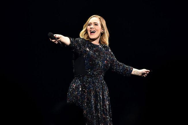 Pop Superstar Adele Hints '25' Tour Is Her Last