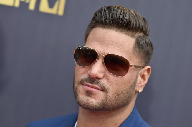 'Jersey Shore' Star in Custody After Hollywood Hills Domestic Violence Report