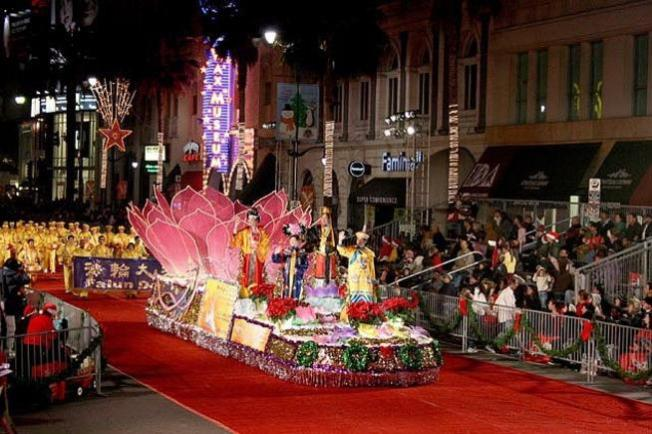 Weekend: Hollywood Christmas Parade, Festival of Lights and More