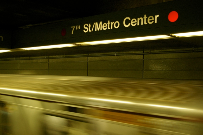 Red Line Gets Holiday Green