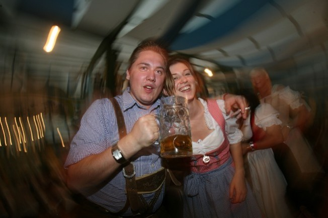 Oktoberfest at Alpine Village