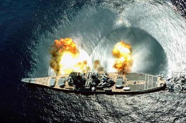 Historic Battleship May Live in Long Beach