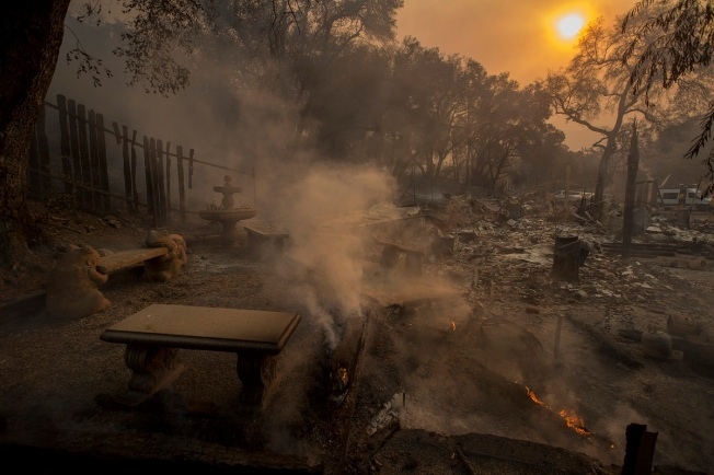 LA County Reminds Residents of Woolsey Fire Assistance Deadlines