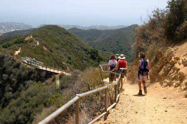 Backbone Trail: 67 Miles of Natural Beauty