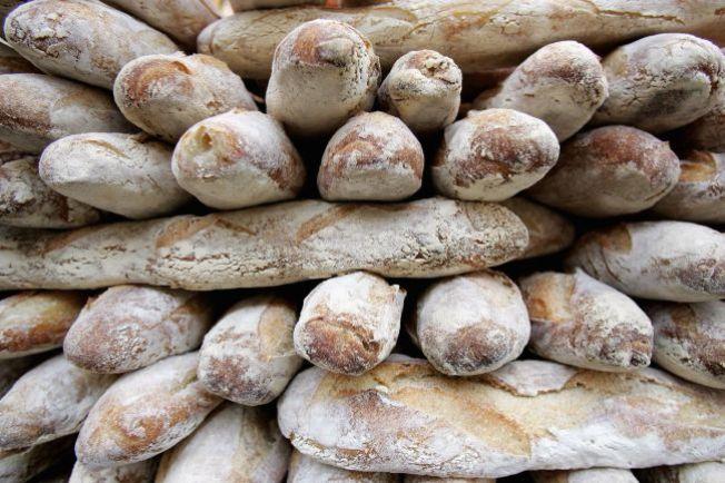 Random Holiday: Must. Eat. Bread. Today.