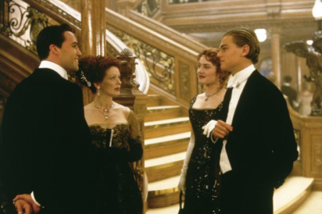 "The Togs of ""Titanic"""