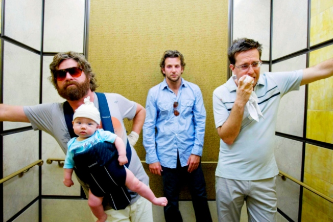 'The Hangover,' 'Precious' & 'Up' & Make AFI Top-10 List