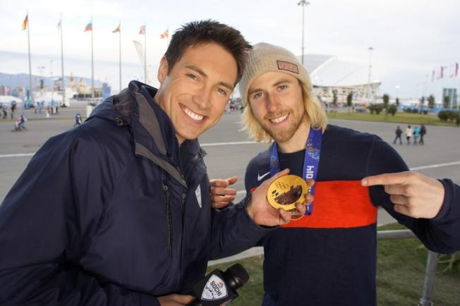 Whit Johnson, Olympians Provide Looks at First Days of Competition at Sochi Winter Games