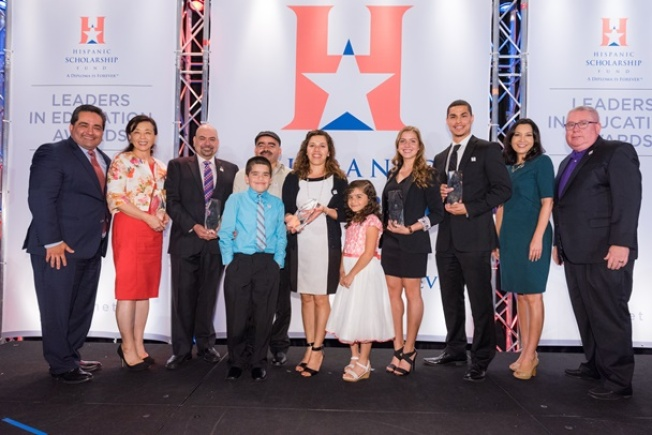 NBC4 Supports Hispanic Scholarship Fund