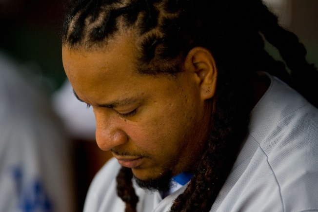 Manny Ramirez Is Going, Going…