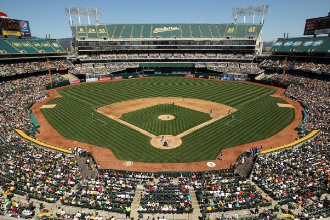 """Mystery Mass"" Caused Oakland Coliseum Sewage Flood"